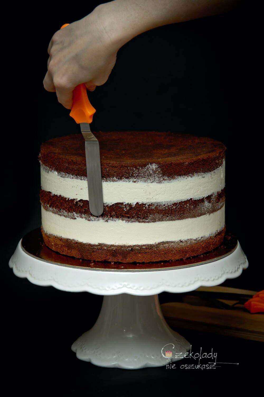Tort naked, Naked Cake